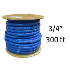 "300 ft 3/4"" ID FlexFab Silicone Heater Hose 5526 Blue 19mm 350F Radiator Coolant"