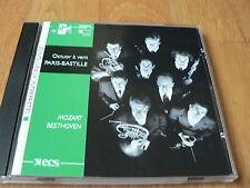 Octuor à vent Paris Bastille - Mozart / Beethoven - Octet for Winds - CD HM 1996