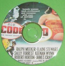 FILM NOIR 329: CODE TWO (1953) Fred M. Wilcox, Ralph Meeker, Robert Horton