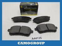 Tabletas Pastillas Freno Delanteros Front Brake Pad FORD Fiesta Mazda 2 BDS490P