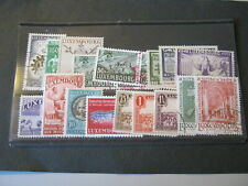 LUXEMBOURG  1927 - 1968  SELECTION of 20 MINT & USED STAMPS
