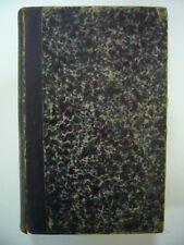 PIERRE LEROUX FABLES DE LACHAMBEAUDIE 1851 MICHEL ILLLUSTRATIONS RELIE BON ETAT
