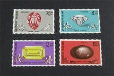 nystamps Thailand Stamp # 624-627 Mint Og H $38 U4y1164