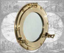 Bullauge als Spiegel, Durchmesser ca. 20cm (M)