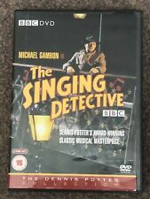 The Singing Detective [1986] [DVD] Box Set Region 2 Rare