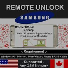 ✅Samsung Galaxy J2, J3, J4, J6, J7, J8 Remote Unlock Service