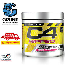 Cellucor C4 Ripped - Fat Burning Pre Workout 30 Serves