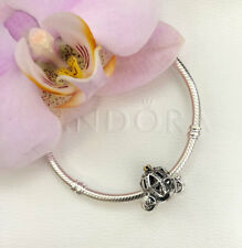 Pandora Disney Cinderella's Pumpkin Coach Charm, Bracelet Bead,New, #791573CZ