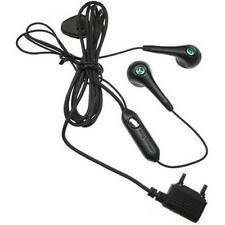Casques noirs pour téléphone mobile et assistant personnel (PDA) Sony