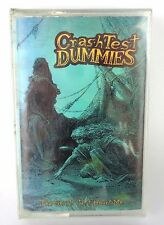 crash test dummies the ghost that haunt me, musicassetta 1991 bmg sigillata