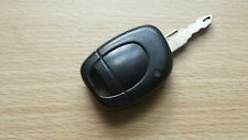 RENAULT CLIO SCENIC KANGOO ETC 1 BUTTON REMOTE KEY FOB - BATTERY IN CASE