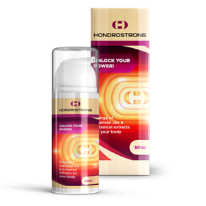 PROMO HONDROSTRONG FORTE 100% Original Bioactive Cream For Joints