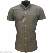 Relco Short Sleeve Button Down Casual Shirts & Tops for Men