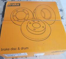 Brake Engineering Brake Disc And Drum DI956252 Audi, Skoda, VW, Seat