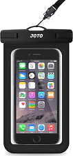 Joto Universal Waterproof Pouch Cellphone Dry Bag Case for iPhone 12 Pro Max 11
