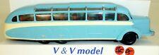 Tatra 1940 Type 24 Sodomka bleu clair blanc Bus V&V 209 H0 1:87 BF05 å