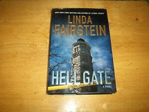HELL GATE by Linda Fairstein 2010 Hardcover