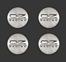 OZ Racing Sticker Aufkleber Emblem 56 mm Nabendeckel Felgendeckel Radkappen Auto