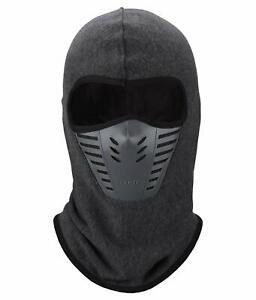 Pasamontañas Pasamontanas Militar Ninja Mascara Para Invierno A Prueba De Viento