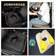Car Seat Cushion Cover Mat Pad Protector for Spinal Hemorrhoids Beauty Buttocks