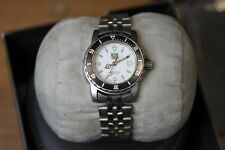 Ladies TAG Heuer Professional 200 with box and papers.