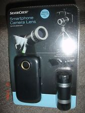 Silver Crest smartphone camera lens for Samsung Galaxy S III