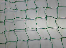 Ballnetz Meterware Höhe 2,00 m grün Ballfangnetz Fangnetz Fußballnetz Netz