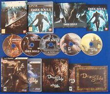 ps3 DEMON'S SOULS Deluxe Edition + DARK SOULS Limited Edition REGION FREE