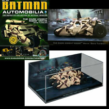 Batman Automobilia #40 EagleMoss Tumbler Batmobile Diorama The Dark Knight Rises