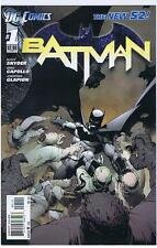 DC Batman The New 52 #1 First Print