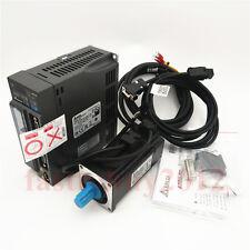 CNC Delta AC Servo Kits 220V 400W 1.27NM 3000RPM ECMA-C20804R7+ASD-B2-0421-B
