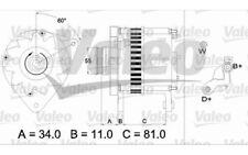 VALEO Alternador 70A Para FORD COURIER 437111