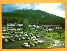 NORWAY  VINTAGE  POSTCARD-STRAAND HOTEL-VRADAL