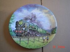 Davenport Limited Edition Collectors Plate THE GOLDEN ARROW