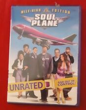 Soul Plane (Unrated Mile High Edition) Tom Arnold, Snoop Dogg, Kevin Hart