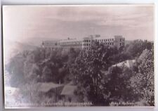 1952 KISLOVODSK B&W POSTCARD SANATORIUM ZENTROSOUYS PHOTO