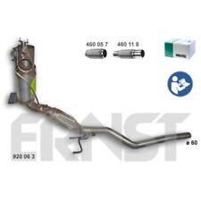 1 Ruß-/Partikelfilter, Abgasanlage ERNST 920063 Set passend für VAG