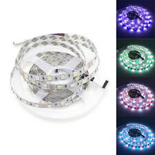 5m LED Streifen 12V SMD RGBW (RGB+Weiß) 5050 Strip Stripes Dimmbar Band Leiste