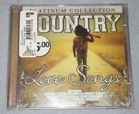 Various Artists - Country Love Songs Cd  (new)