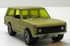 SIKU 1036 Range Rover mit beweglichen Türen in beige im Maßstab 1:55