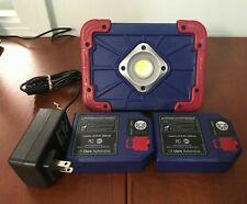 Clore Automotive Light-N-Carry LED Rechargeable Flood Light