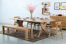 Oak Modern Dining Furniture Sets