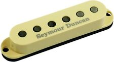 Seymour Duncan SSL-3 Hot Single Coil Alnico 5 Strat Pickup, Reverse Wound, Cream