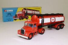 Camions miniatures rouge 1:50