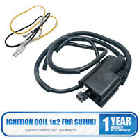 Ignition coil 1& 2 for Suzuki GSF400 GSF600 GSF1200 Bandit. GSF 400 600 1200