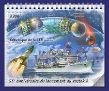 Niger 2018 Vostok 6 space  S201808