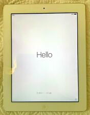 3rd Gen Apple iPad (Silver - Model# A1416 - 64 GB) - BARELY USED CONDITION