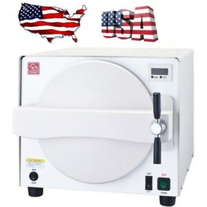 18L Medical Autoclave Sterilizer Triumph Dental Autoclave Sterilizer US STOCK