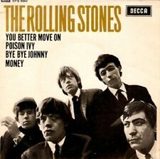 The Rolling Stones Los Rolling Stones Ep Vinyl Record 7 in (approx. 17.78 cm) Decca dfe 8560 1964