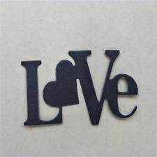 Stanzschablone Herz Love Liebe Hochzeit Karte Album Papier Schachtel Deko DIY